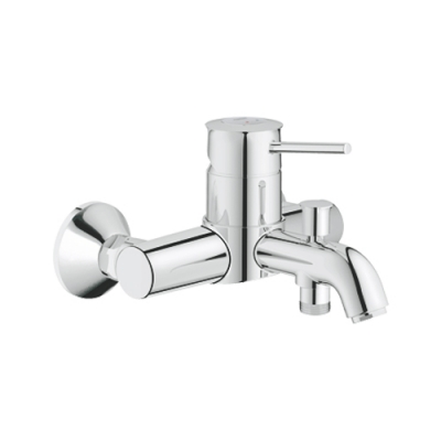 GROHE 32865000 BauClassik OHM bath exposed